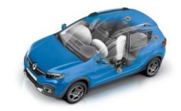Renault Sandero Stepway новый