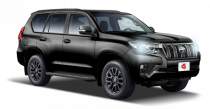Toyota Land Cruiser Prado New