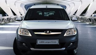 Lada Largus CROSS 7 мест (2020)
